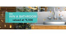 Win a Brand New Bathroom in Our Home Show Giveaway