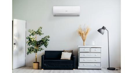 What type of home cooling unit is most efficient?