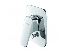 Methven Waipori Shower Mixer with Diverter Chrome