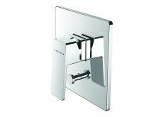 Methven Blaze Shower Mixer with Diverter Chrome