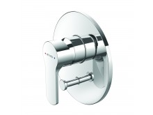 Methven Spirit Shower Mixer with Diverter Chrome