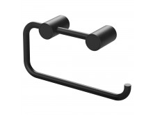 PHOENIX VIVID SLIMLINE TOILET ROLL HOLDER MATTE BLACK