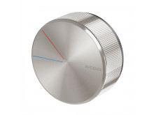 Phoenix Axia shower/wall mixer brushed nickel