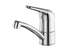 GREENS MARKETTI BLADE BASIN MIXER (SWIVEL) CHROME