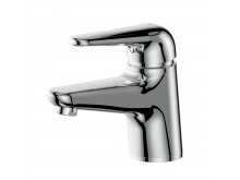 GREENS MARKETTI BLADE BASIN MIXER (FIXED) CHROME