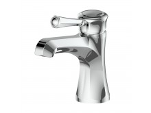 GREENS POLARO BASIN MIXER WITH POP-UP CHROME