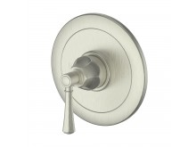 GREENS POLARO SHOWER MIXER BRUSHED NICKEL