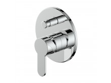 GREENS ASTRO SHOWER DIVERTER MIXER CHROME