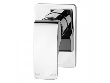 Phoenix Rush Shower Mixer Chrome