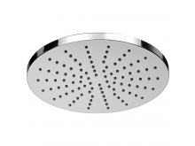 Phoenix Vivid Round Shower Rose 230mm Chrome