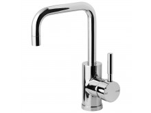 Phoenix Vivid Squareline Sink Mixer 160mm Chrome