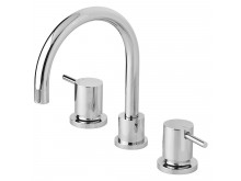 Phoenix Vivid Pin Basin Set Chrome