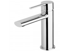 Phoenix Vivid Slimline Oval Basin Mixer Chrome