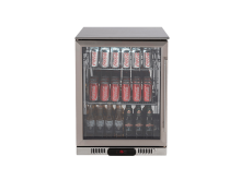 Euro Single Door Beverage Cooler (Left Hinge)