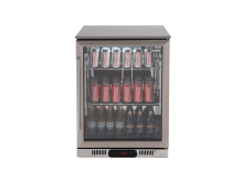 Euro Single Door Beverage Cooler (Right Hinge)