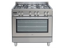 Euro Gas 90cm Freestanding Oven