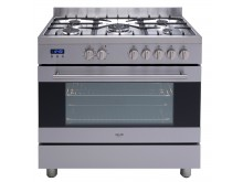 Euro Dual Freestanding Oven 90cm