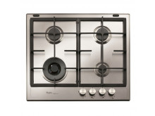 Whirlpool iXelium 4 Zone Gas Cooktop 60cm
