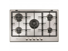 Whirlpool iXelium 5 Zone Gas Cooktop 75cm