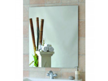 Ablaze 600 x 750mm Polished Edge Tyler Series Mirror with Demister