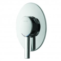 Methven Ovalo Shower Mixer Chrome