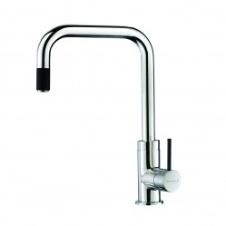 Methven Culinary  Urban Pullout Sink Mixer Chrome/Black