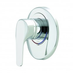 Methven Futura Shower Mixer Chrome