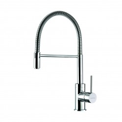 Methven Culinary  Spring Pull Down Sink Mixer Chrome
