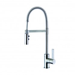 Methven Culinary  Gaston Pull Down Sink Mixer Satin