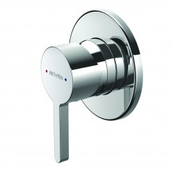 Methven Arrow Shower Mixer Chrome
