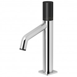 Phoenix Toi Basin Mixer Chrome/Matte Black
