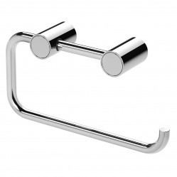Phoenix vivid slimline Toilet roll holder Chrome