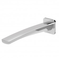 PHOENIX MEKKO 200MM WALL BASIN OUTLET CHROME