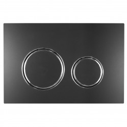 Geberit Sigma21 D/F button matt black