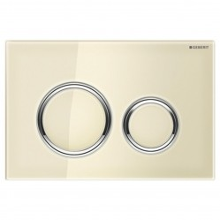 Geberit Sigma21 D/F button sand