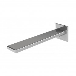 Phoenix Zimi Wall Bath Outlet chrome 200mm