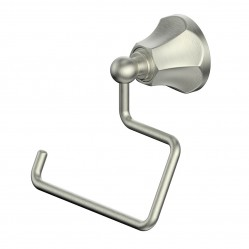 GREENS POLARO TOILET ROLL HOLDER	BRUSHED NICKEL