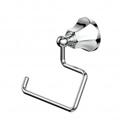 GREENS POLARO TOILET ROLL HOLDER	CHROME