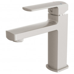 Phoenix Teva Basin Mixer Brushed Nickel