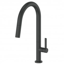 Greens Luxe Pull-Down Sink Mixer Matte Black