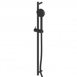 GREENS TEXTURA RAIL SHOWER MATTE BLACK