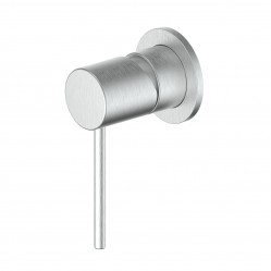 GREENS GISELE SHOWER MIXER BRUSHED STAINLESS