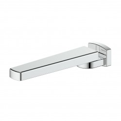 GREENS SWEPT SWIVEL BATH SPOUT CHROME