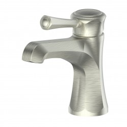 GREENS POLARO BASIN MIXER WITH POP-UP BRUSHED NICKEL