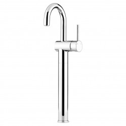 Faucet Pegasi Bold Basin Mixer, Curve Tall 416mm