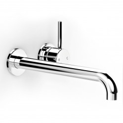 Faucet Pegasi M M Wall Bath Mixer Set 250
