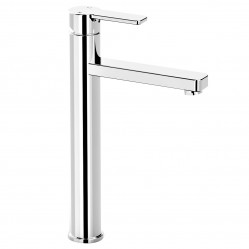 Faucet Zeos Basin Mixer, Tall 222mm