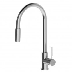 Greens Alfresco Pull-Down Sink Mixer Solid Stainless Steel
