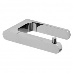 Ikon Verde Toilet Roll Holder Chrome