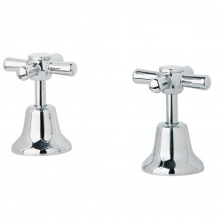 Phoenix Festival Basin Top Assemblies Chrome
